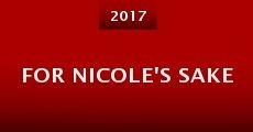 Película For Nicole's Sake