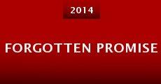 Película Forgotten Promise