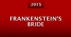 Película Frankenstein's Bride