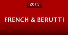Película French & Berutti