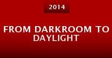 From Darkroom to Daylight (2014) stream