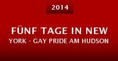 Fünf Tage in New York - Gay Pride am Hudson (2014)