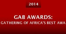 GAB Awards: Gathering of Africa's Best Award (2014)