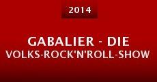 Película Gabalier - Die Volks-Rock'n'Roll-Show