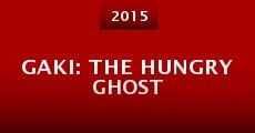 Película Gaki: The Hungry Ghost