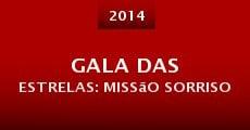 Película Gala das Estrelas: Missão Sorriso