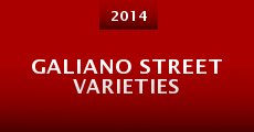 Galiano Street Varieties (2014) stream