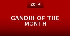 Película Gandhi of the Month