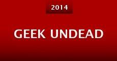 Película Geek Undead