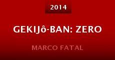 Película Gekijô-ban: Zero
