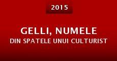 Película Gelli, numele din spatele unui culturist