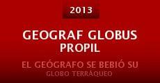 Geograf globus propil (2013)