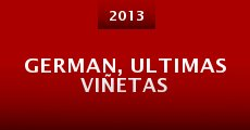 German, ultimas viñetas (2013)
