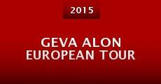 Película Geva Alon European Tour