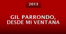 Película Gil Parrondo, desde mi ventana
