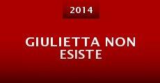 Giulietta non esiste (2014)