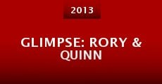 Glimpse: Rory & Quinn (2013) stream