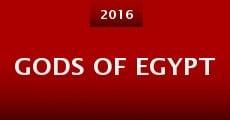 Gods of Egypt (2016) stream