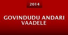 Película Govindudu Andari Vaadele