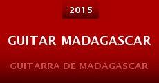 Película Guitar Madagascar