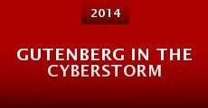 Película Gutenberg in the Cyberstorm