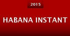 Habana Instant (2016)