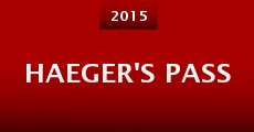Película Haeger's Pass