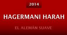 Película Hagermani Harah