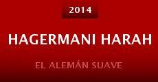Hagermani Harah (2014) stream