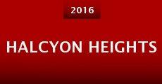 Película Halcyon Heights
