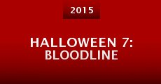 Película Halloween 7: Bloodline