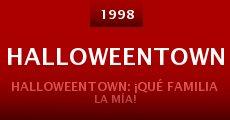 Película Halloweentown: ¡Qué familia la mía!