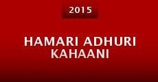 Película Hamari Adhuri Kahaani