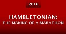 Película Hambletonian: The Making of a Marathon