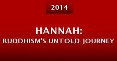 Película Hannah: Buddhism's Untold Journey