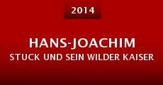 Película Hans-Joachim Stuck und sein Wilder Kaiser