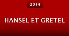 Hansel et Gretel (2014)