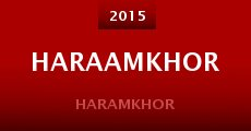 Película Haraamkhor