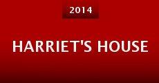 Película Harriet's House