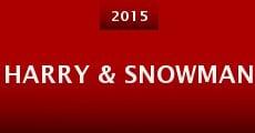 Película Harry & Snowman