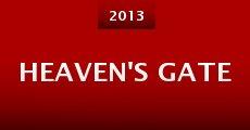 Película Heaven's Gate