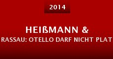Película Heißmann & Rassau: Otello darf nicht platzen