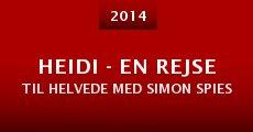 Película Heidi - en rejse til helvede med Simon Spies