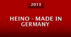 Heino - Made in Germany (2013) stream