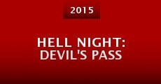 Película Hell Night: Devil's Pass