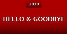 Película Hello & Goodbye
