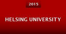 Película Helsing University