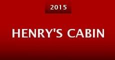 Película Henry's Cabin