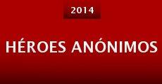 Película Héroes anónimos
