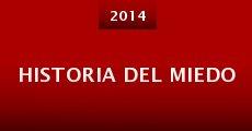 Historia del miedo (2014) stream